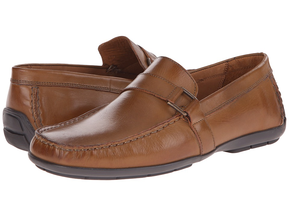 Giorgio Brutini - Tommy (Tan) Men's Slip on Shoes