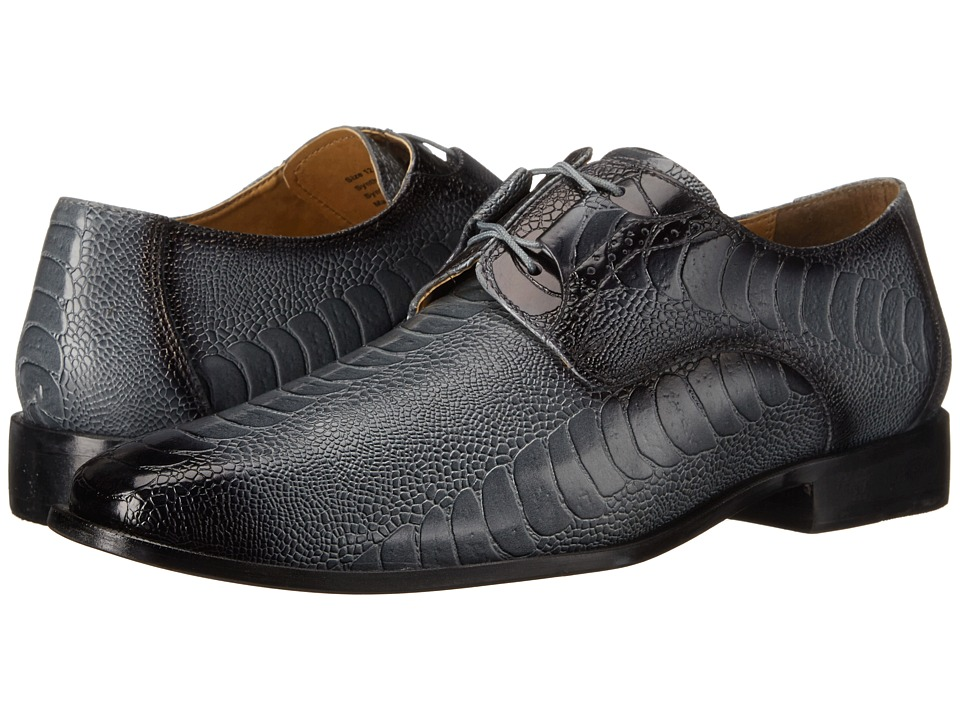 Giorgio Brutini - Heath (Gray) Men's Shoes