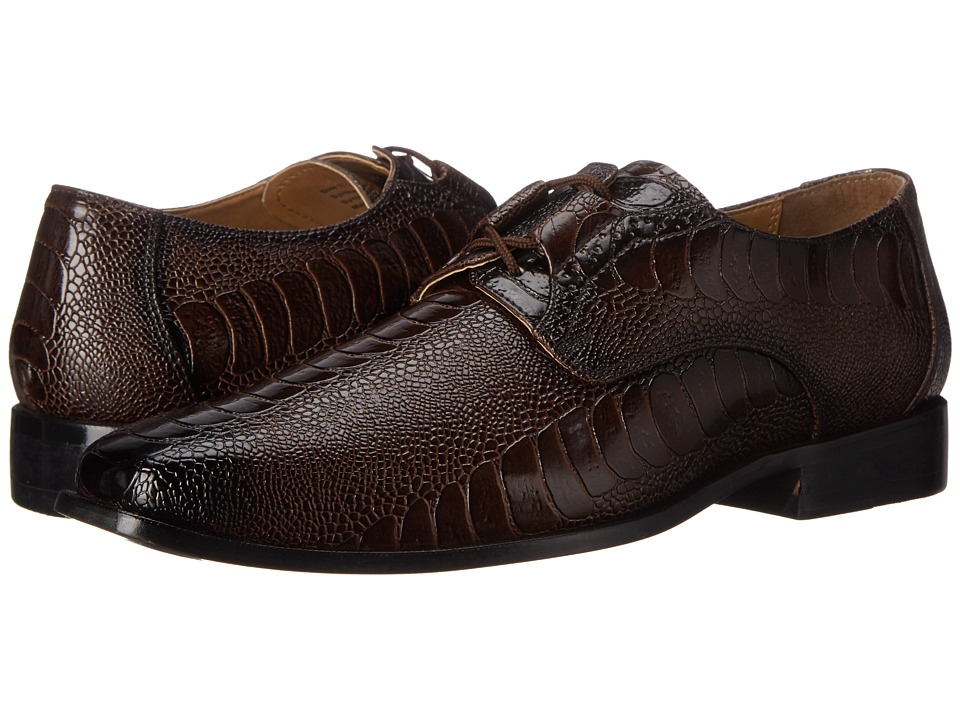 Giorgio Brutini - Heath (Brown) Men's Shoes