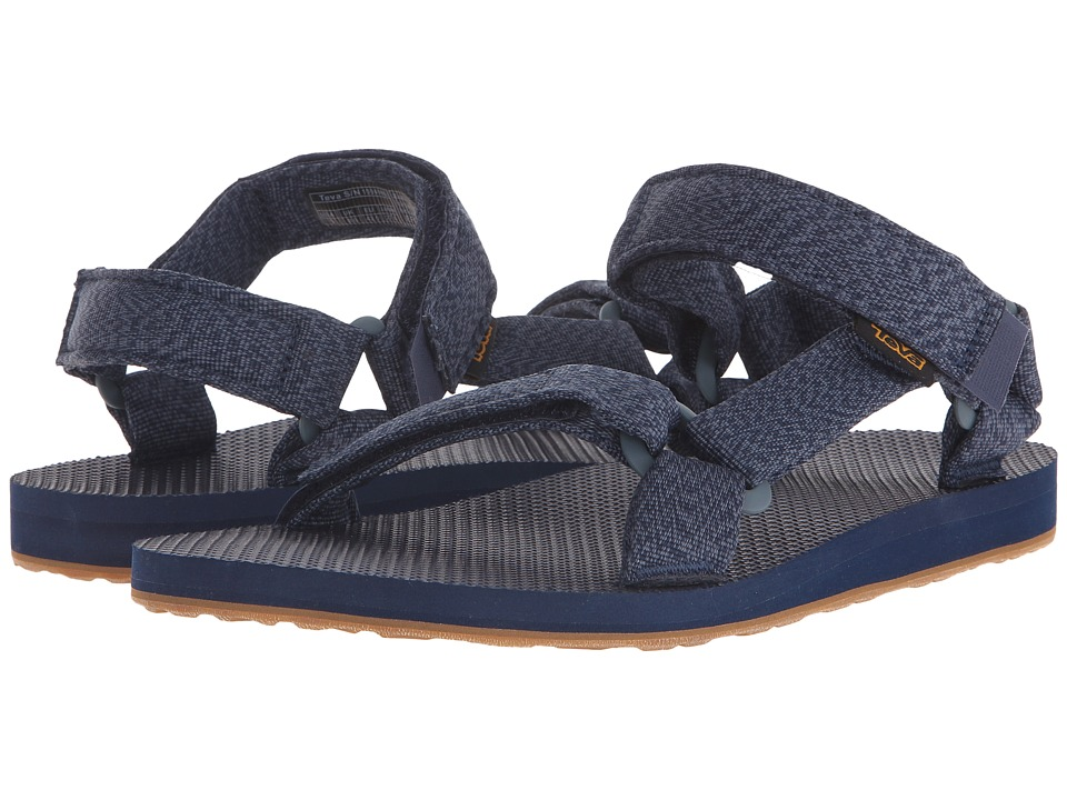 Teva - Original Universal (Marled Blue) Men's Sandals