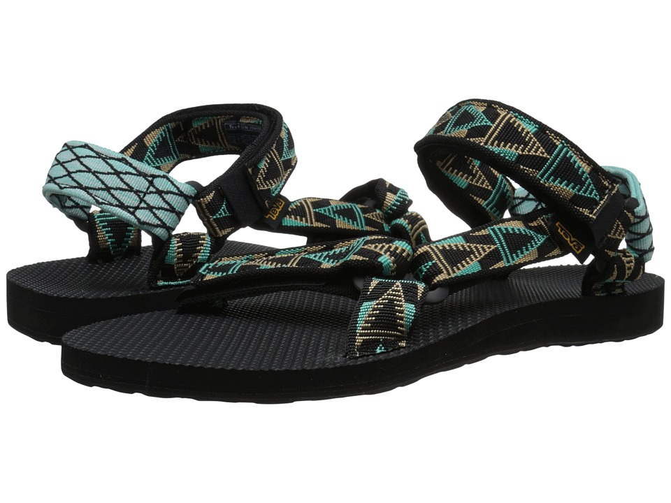 Teva - Original Universal (Mashup Black) Men's Sandals