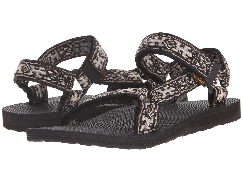 Teva - Original Universal (Old Lizard Black) Men's Sandals