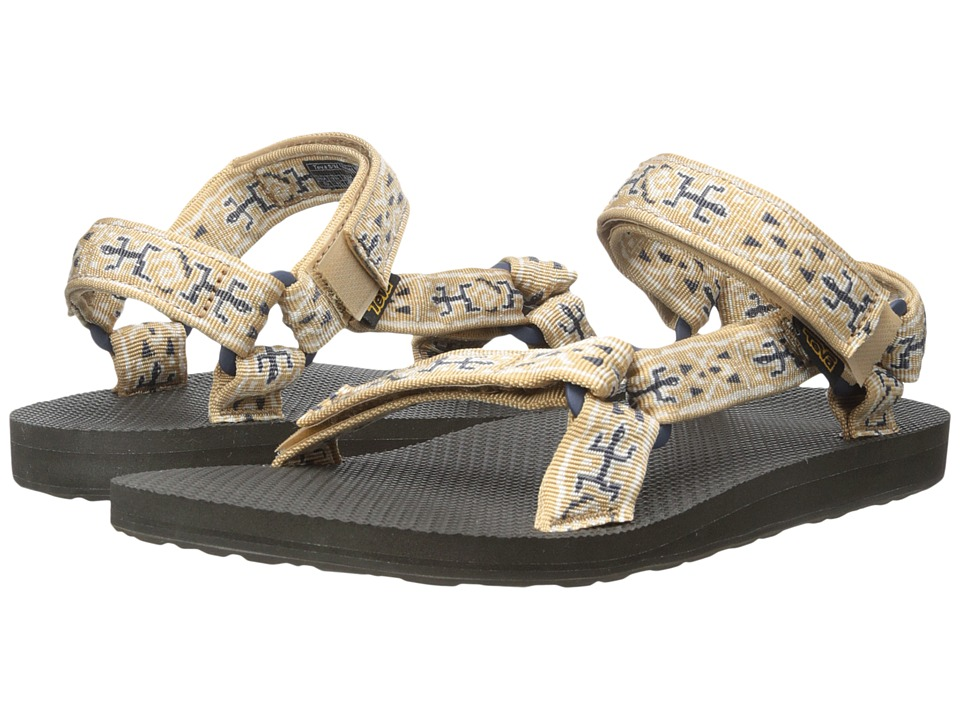 Teva - Original Universal (Old Lizard Tan) Men's Sandals