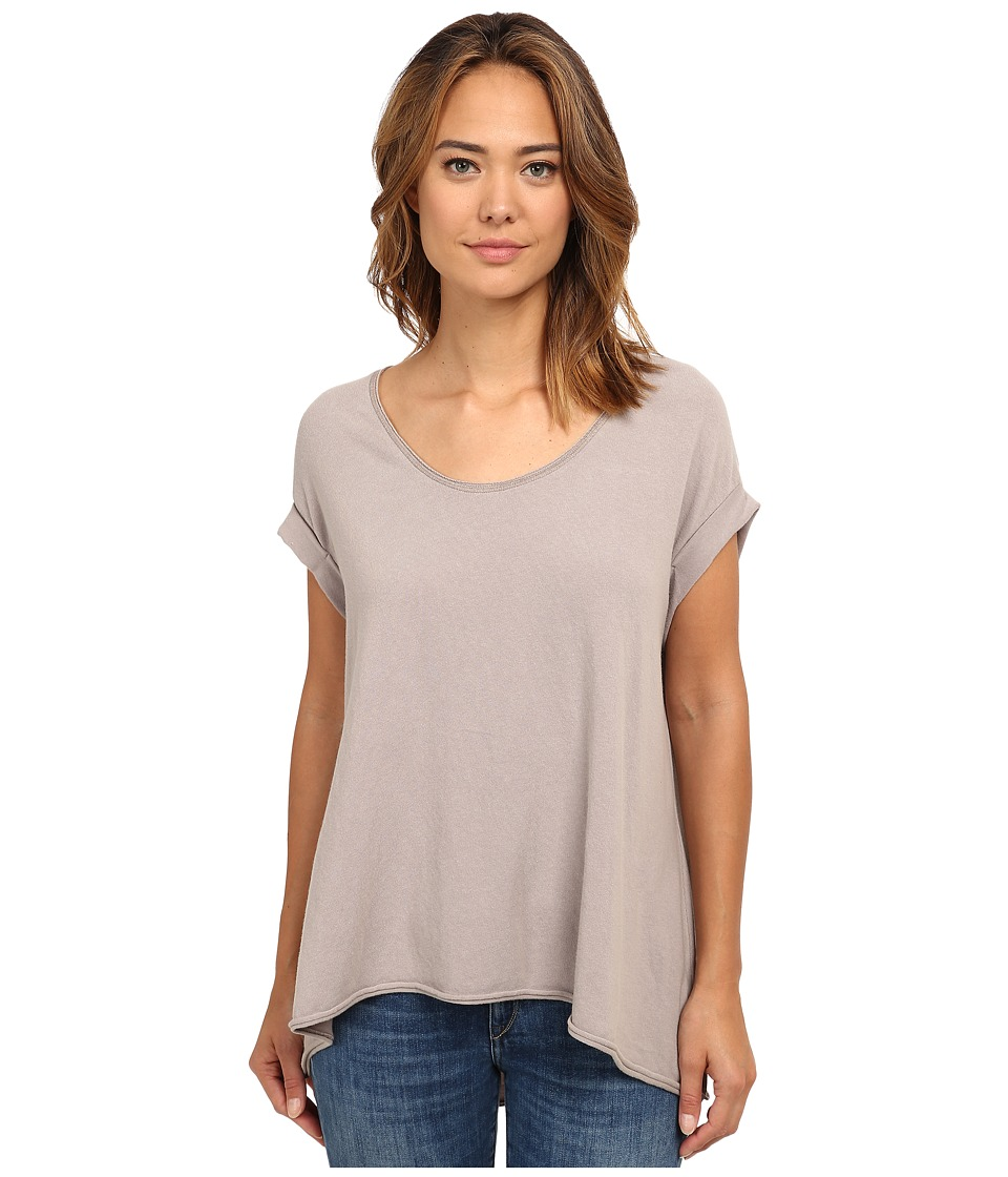 Free People - Super Cycle Jersey Kristin Tee (Fawn) Women