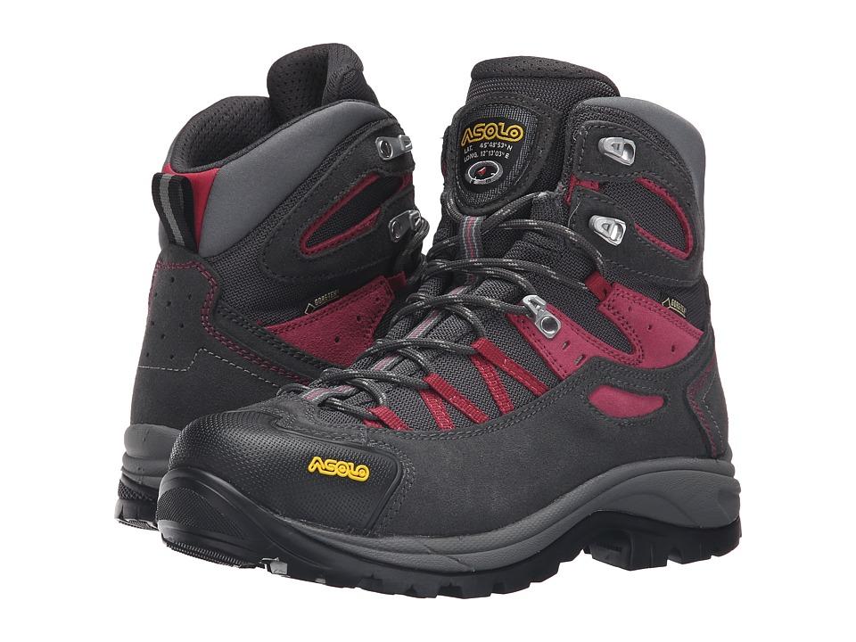 Asolo - Swing GV (Graphite/Gunmetal) Women's Boots