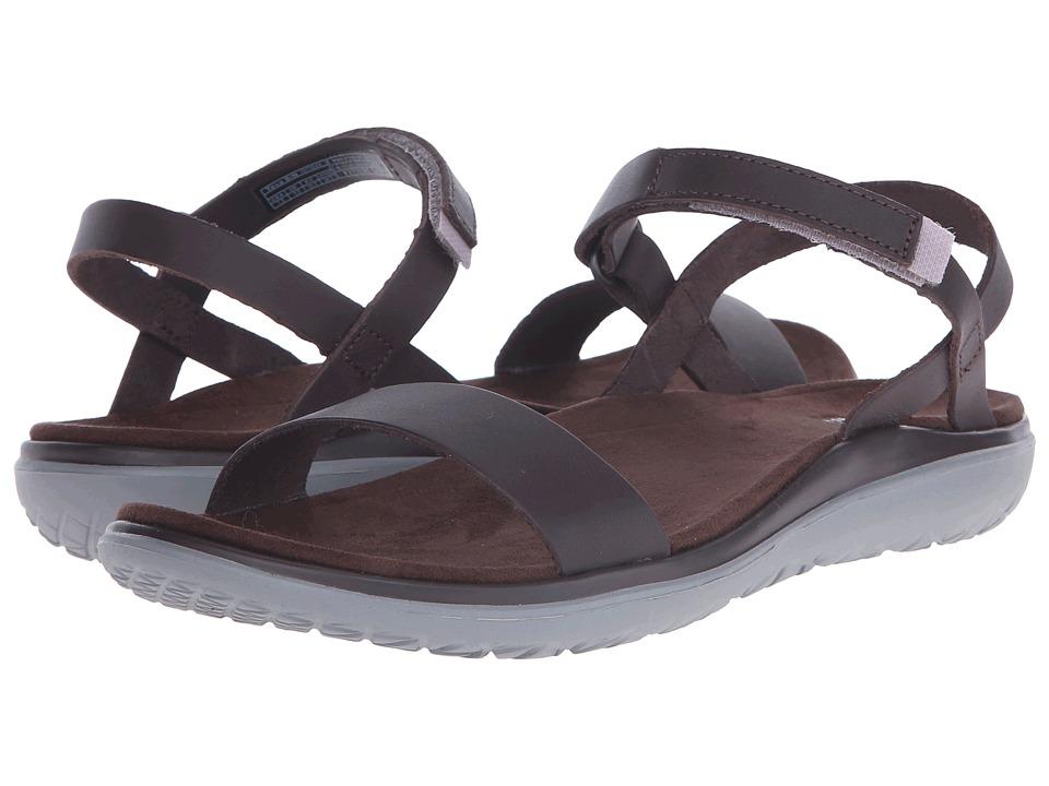 Teva - Terra-Float Nova Lux (Brown) Women's Shoes
