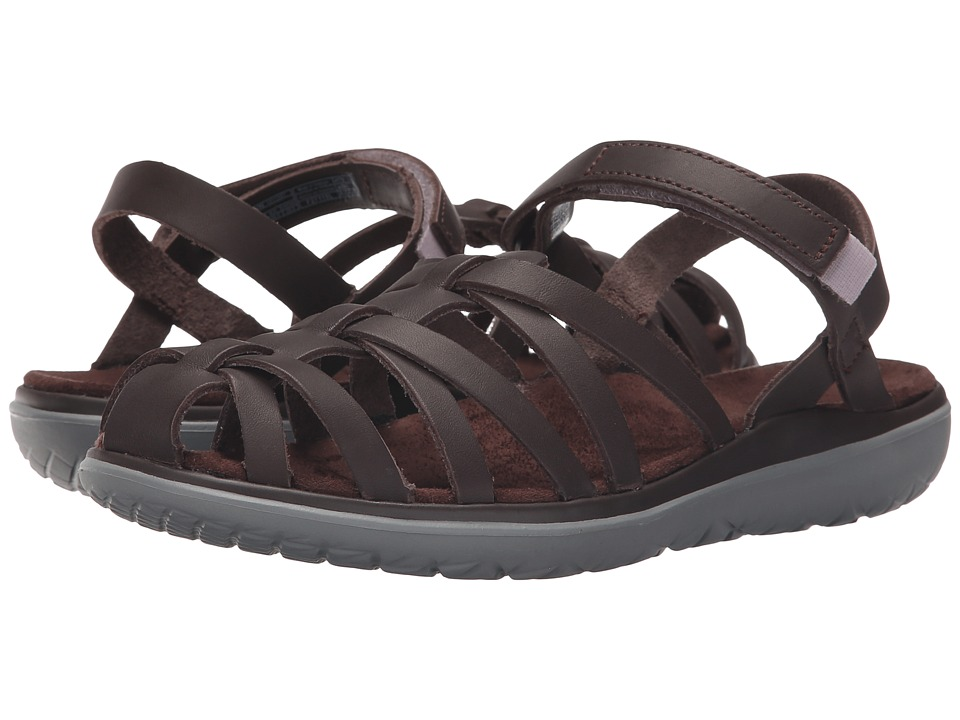Teva Terra-Float Stella Lux (Brown) Women