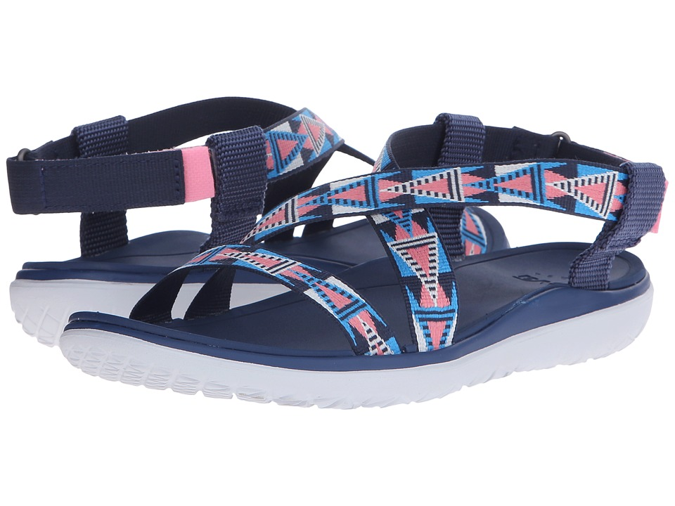 Teva - Terra-Float Livia (Pink/Blue) Women
