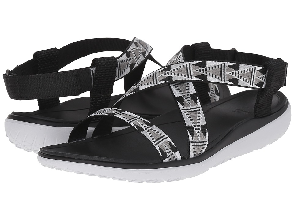 Teva - Terra-Float Livia (Black) Women's Shoes