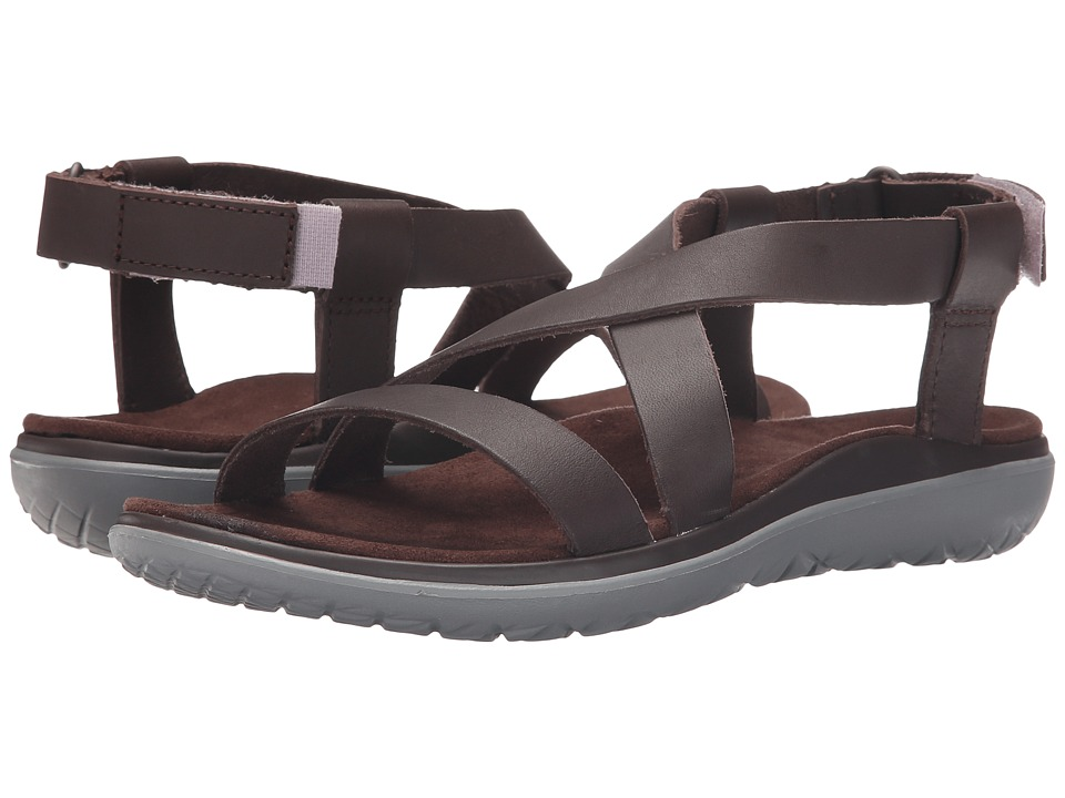 Teva Terra-Float Livia Lux (Brown) Women