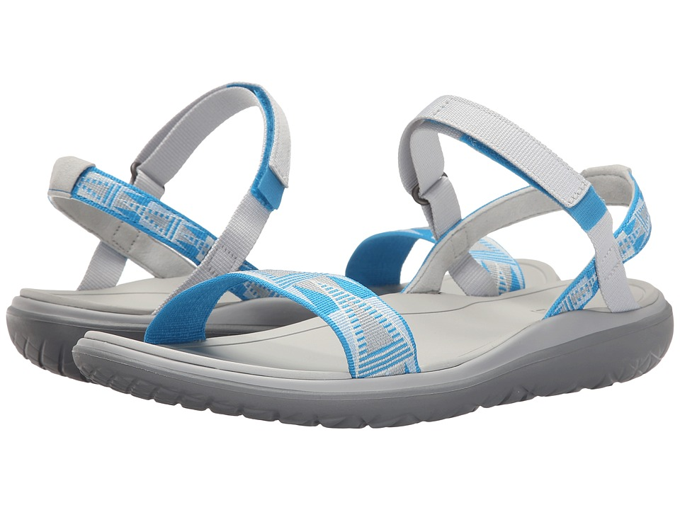 Teva - Terra-Float Nova (Grey) Women's Shoes