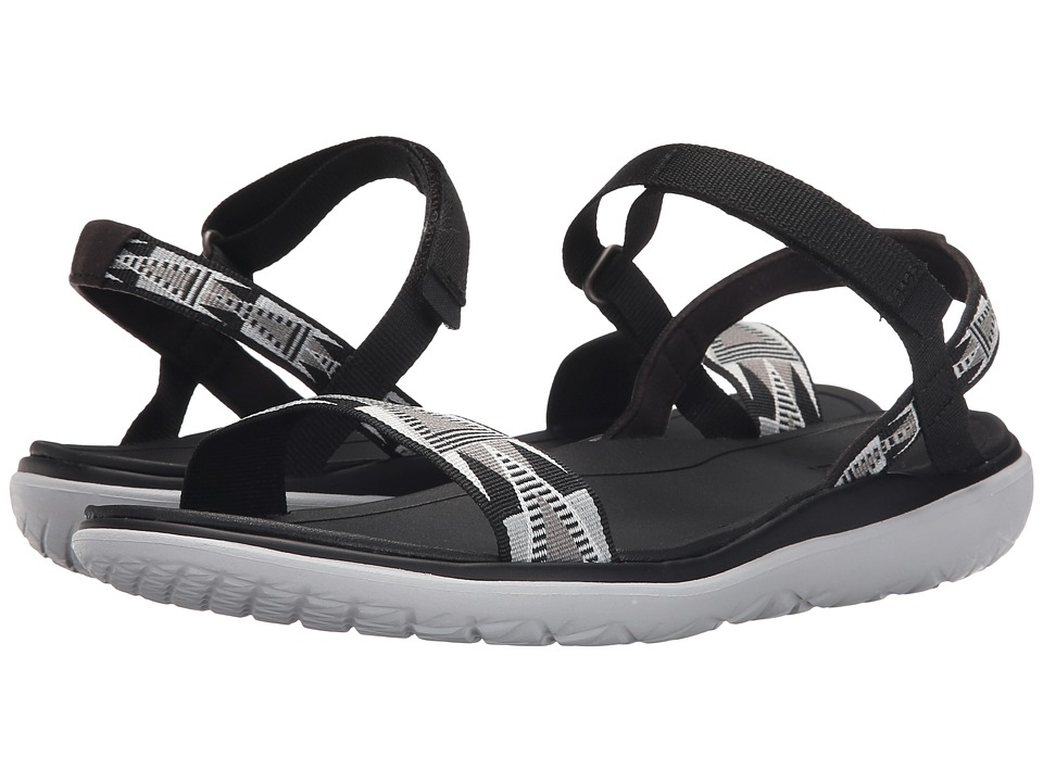 Teva - Terra-Float Nova (Black) Women's Shoes