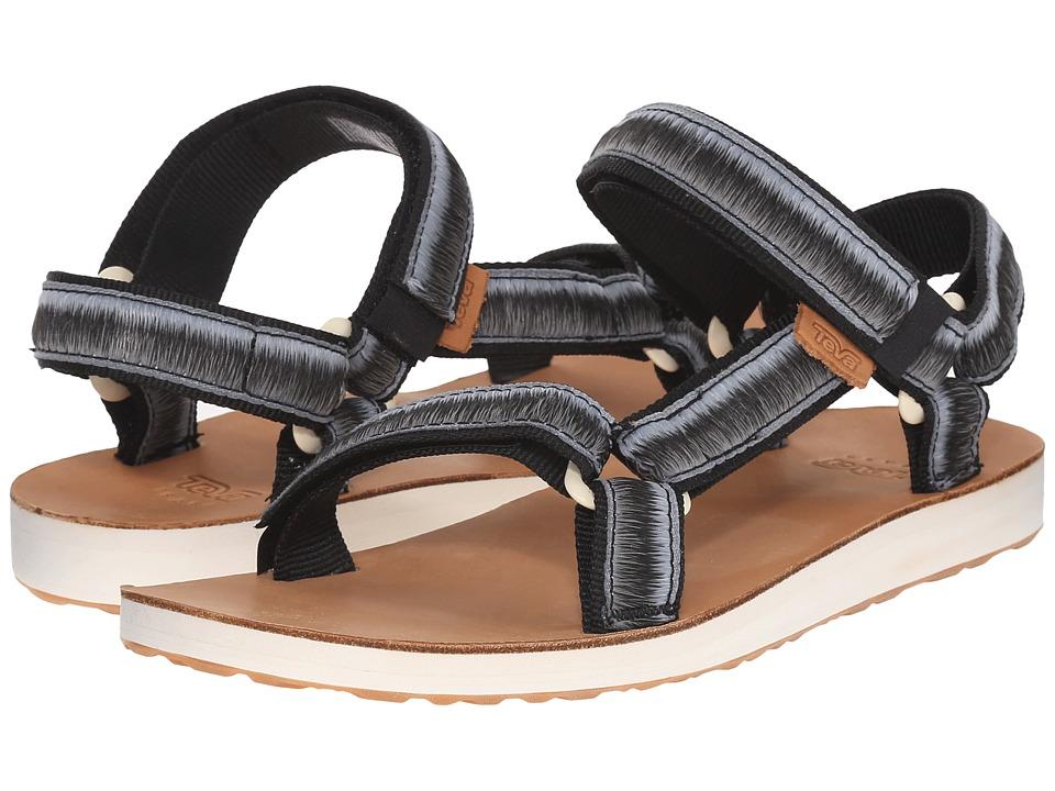 Teva - Original Universal Ombre (Black) Women's Shoes