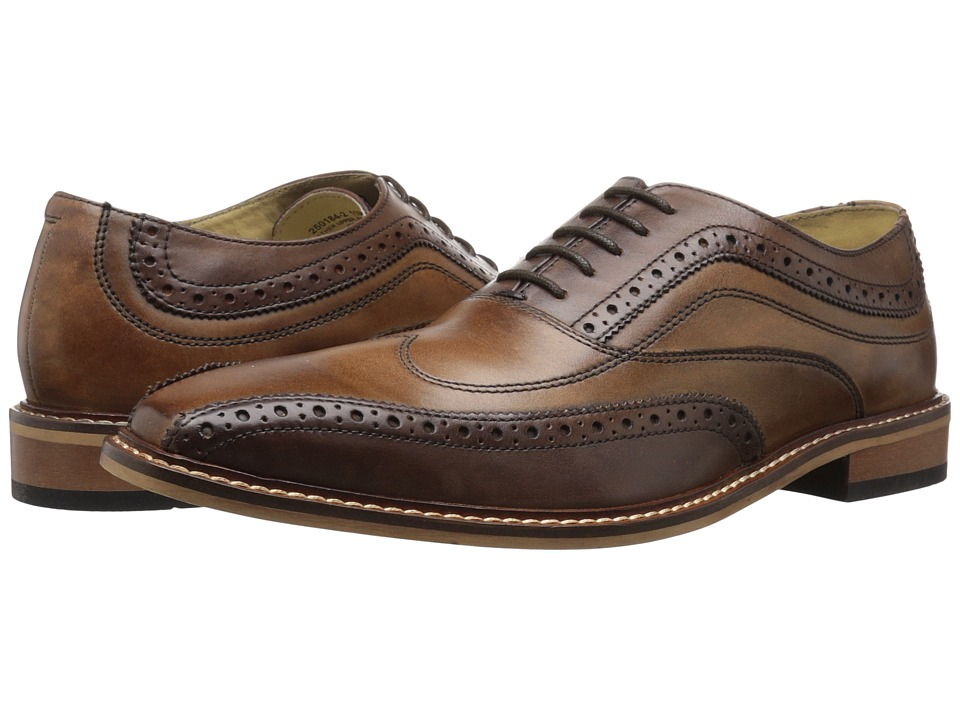 Giorgio Brutini - Rallye (Dark Tan/Brown) Men