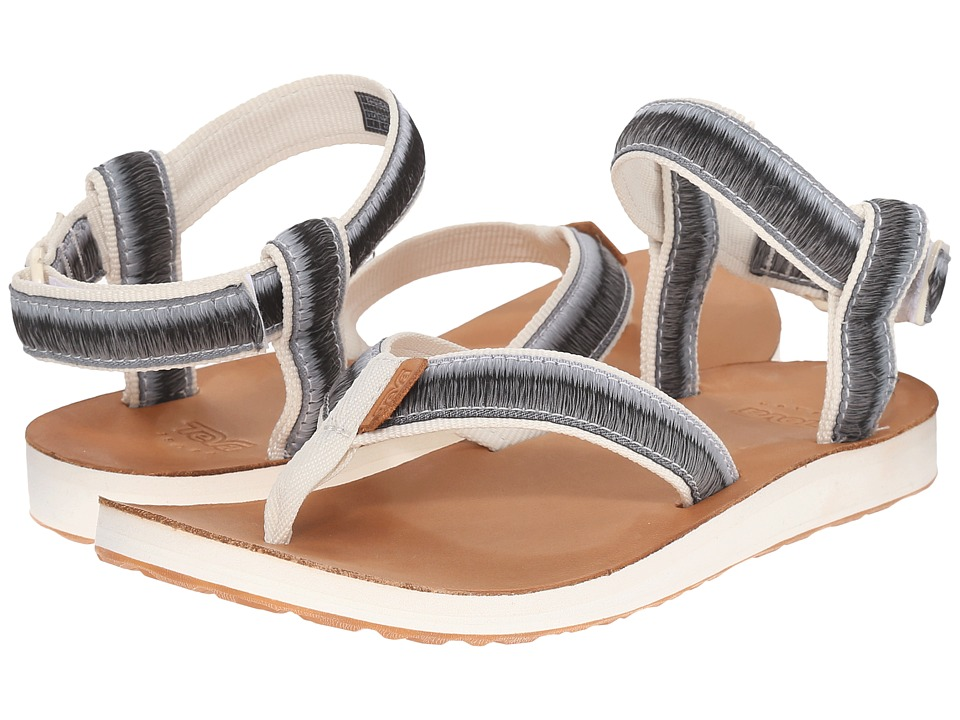 Teva Original Sandal Ombre (White) Women