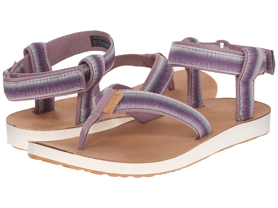 Teva - Original Sandal Ombre (Elderberry) Women's Sandals