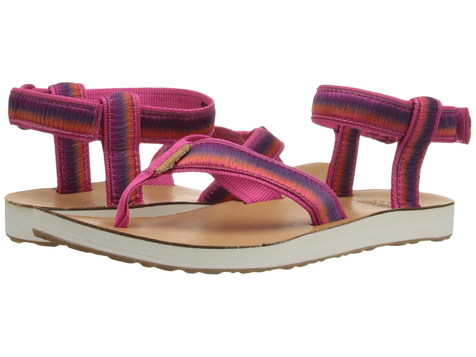 Teva - Original Sandal Ombre (Raspberry) Women's Sandals