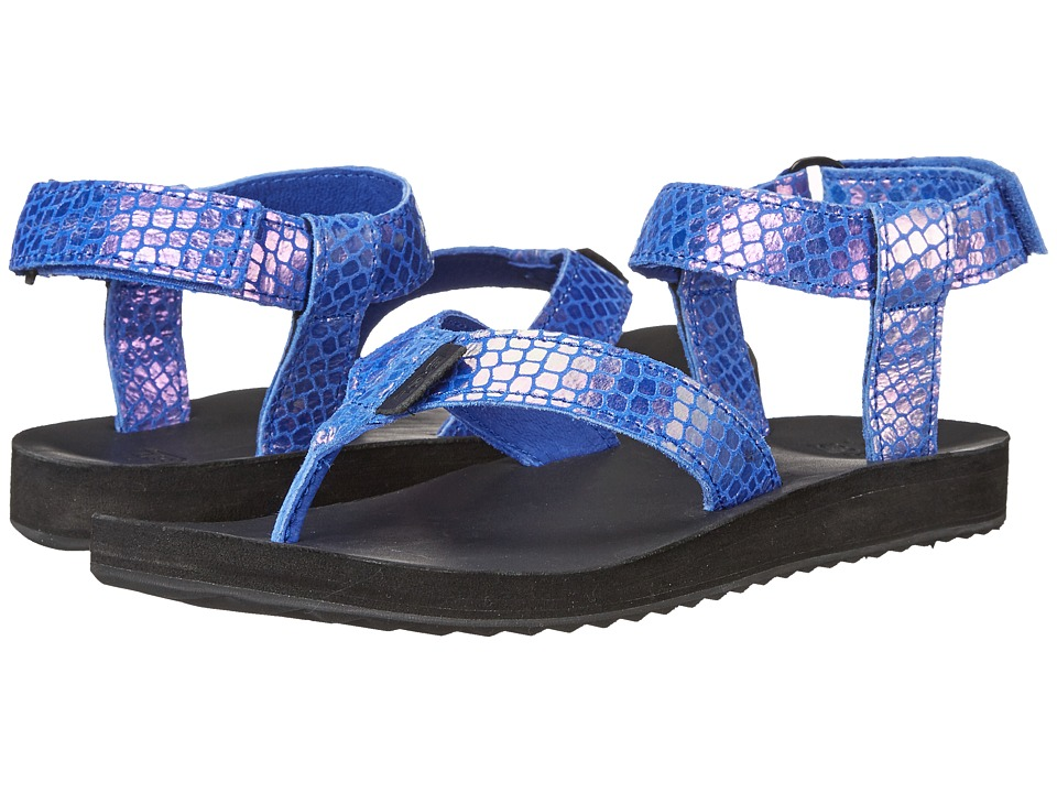 Teva Original Sandal Iridescent (Blue) Women
