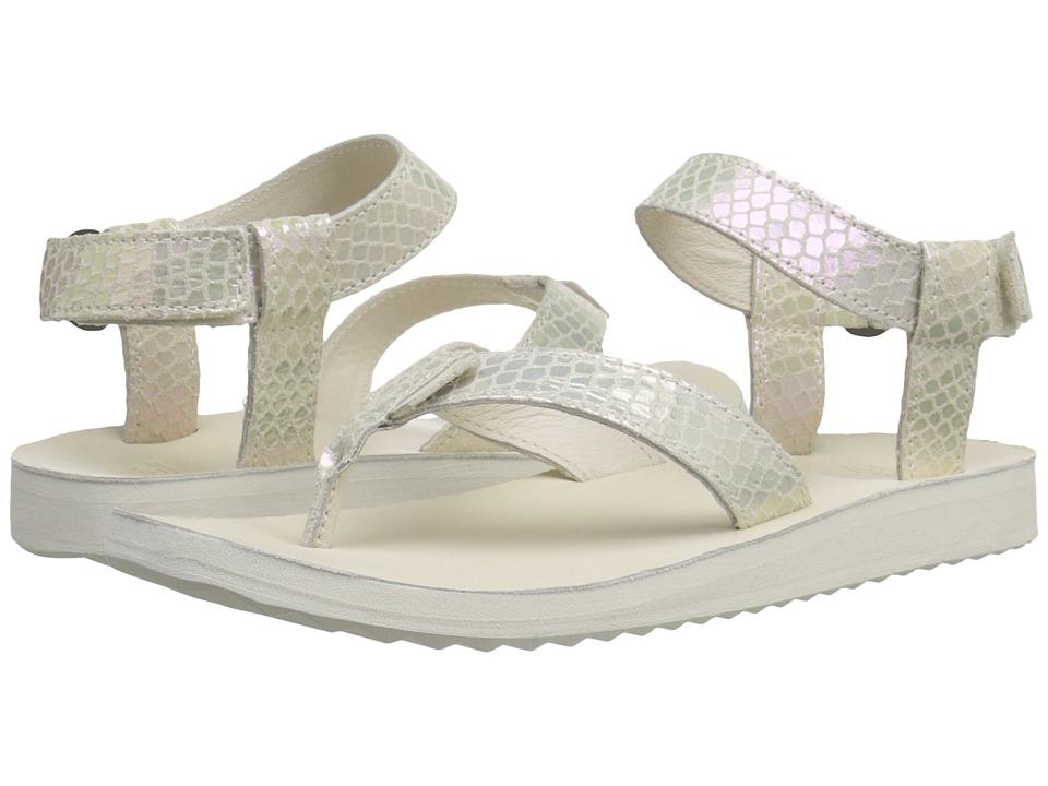 Teva - Original Sandal Iridescent (White) Women's Sandals