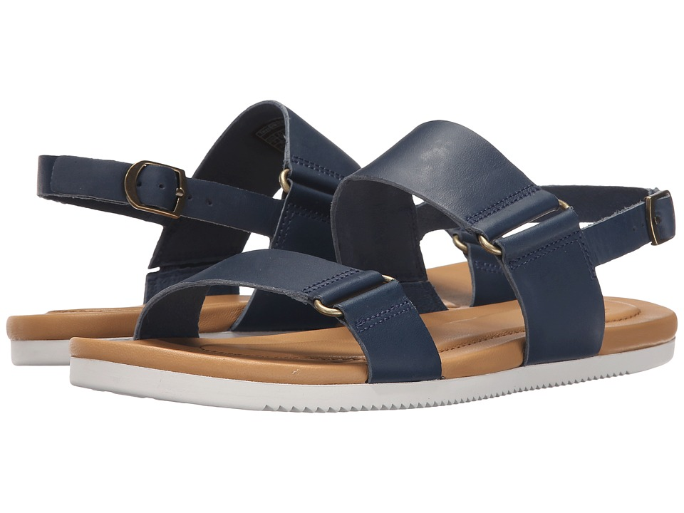 Teva Avalina Sandal Leather (Navy) Women
