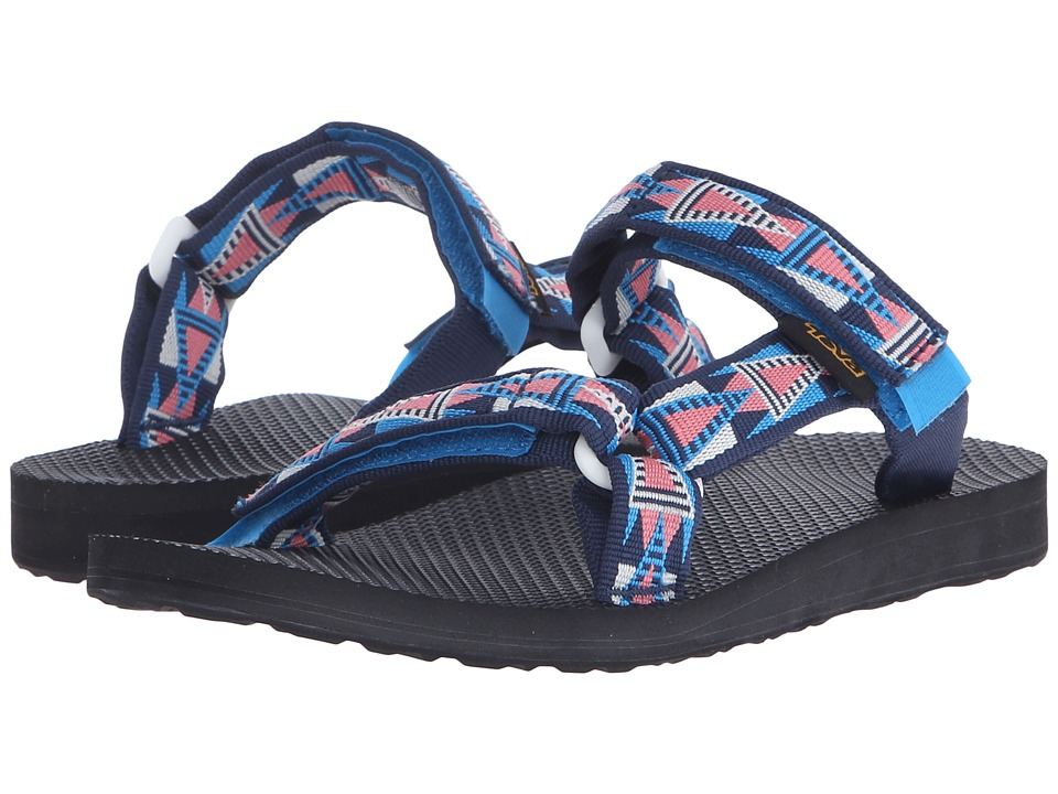 Teva - Universal Slide (Mosaic Blue) Women's Sandals
