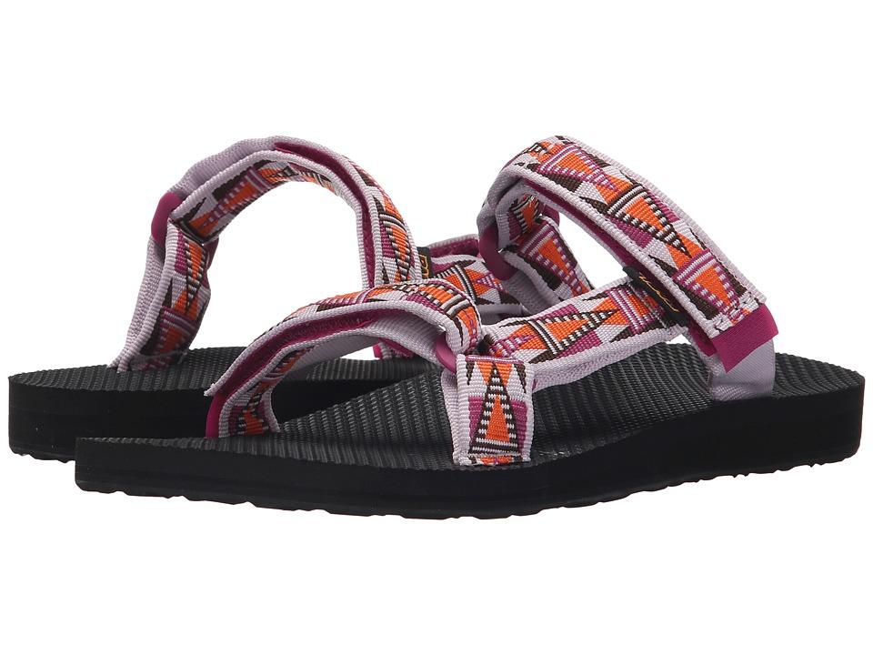 Teva - Universal Slide (Mosaic Orchid) Women's Sandals