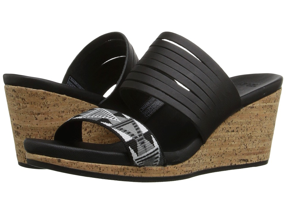 Teva Arrabelle Slide (Mosaic Black) Women