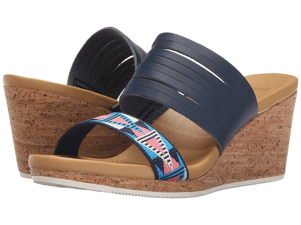 Teva Arrabelle Slide (Mosaic Navy) Women