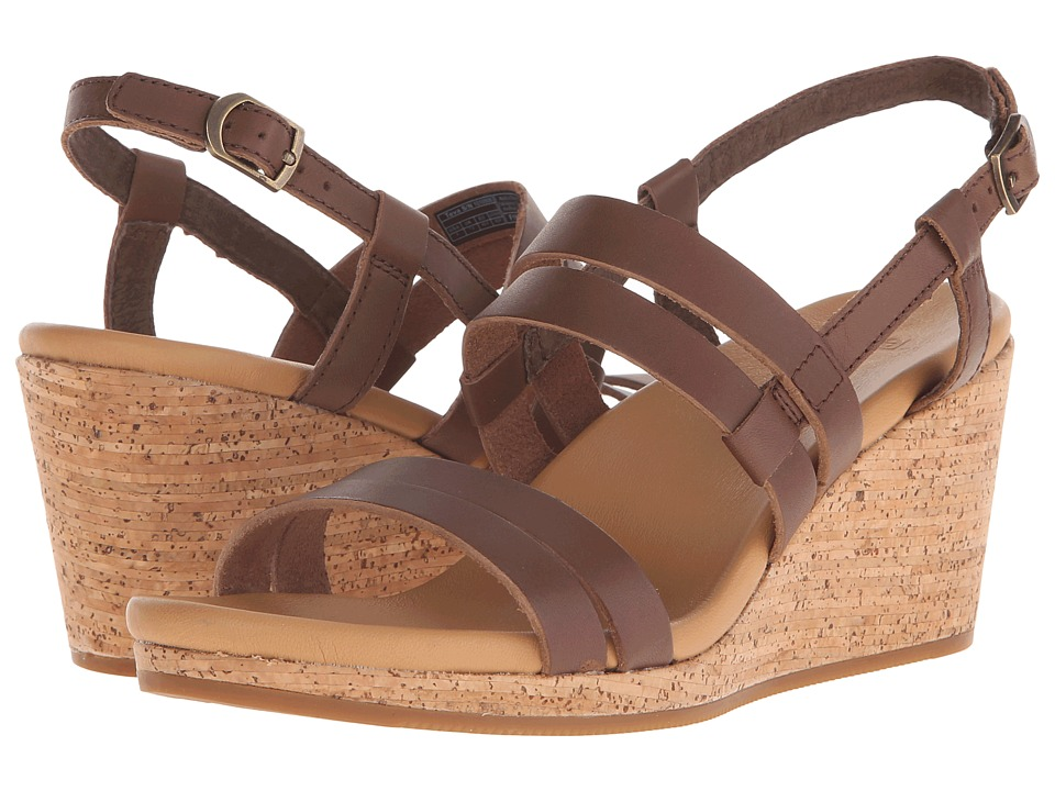 Teva - Arrabelle Sandal Leather (Brown) Women's Sandals