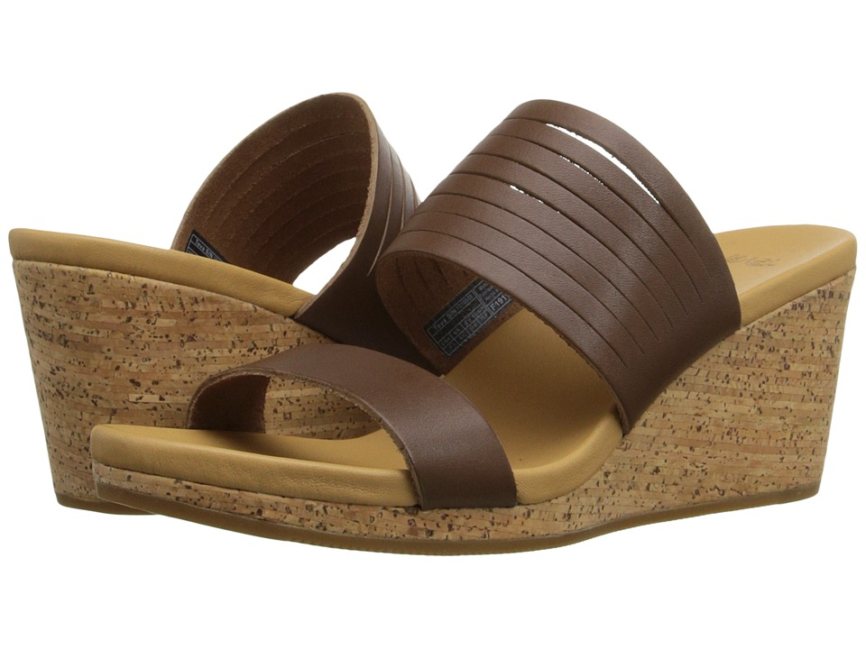 Teva Arrabelle Slide Leather (Brown) Women