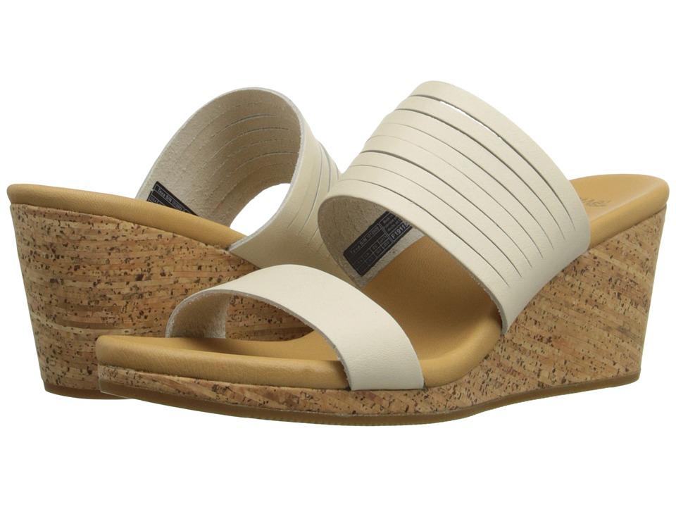 Teva - Arrabelle Slide Leather (White) Women's Sandals