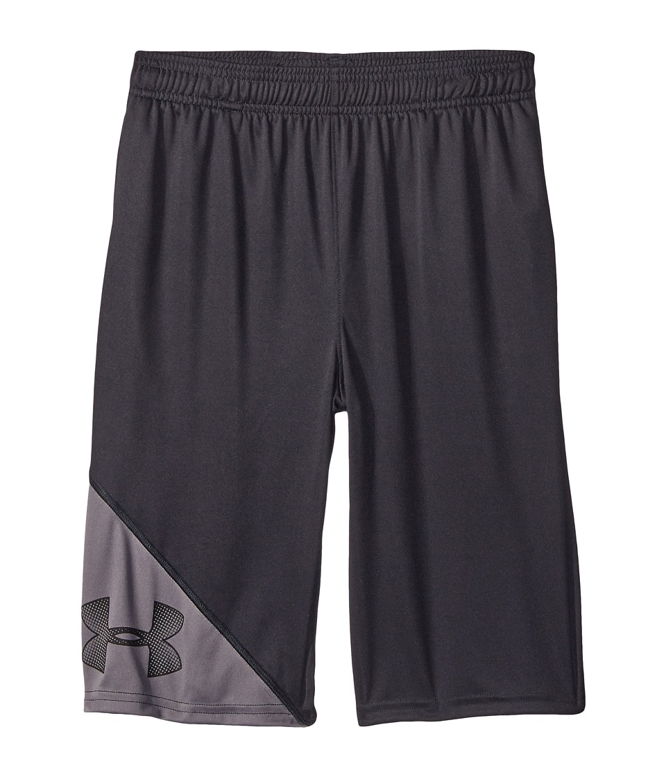 Under Armour Kids - UA Tech Prototype Shorts (Big Kids) (Black/Graphite) Boy's Shorts