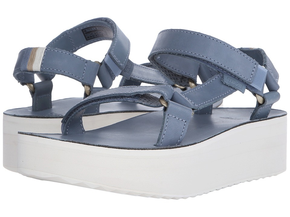 Teva - Flatform Universal Crafted (Citadel) Women's Shoes