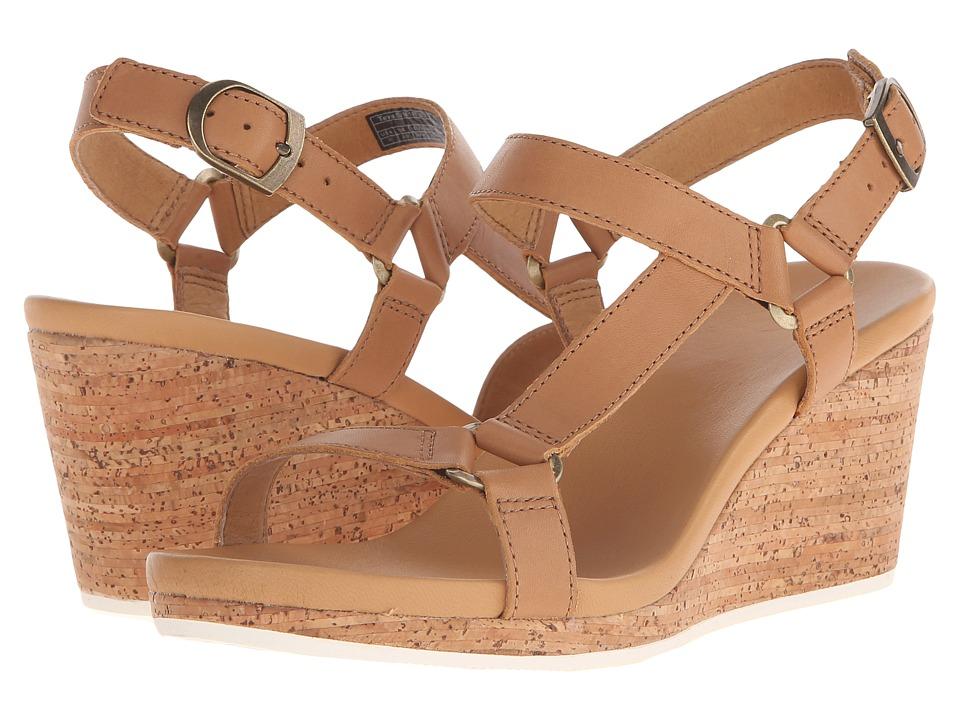 Teva - Arrabelle Universal Leather (Tan) Women's Shoes