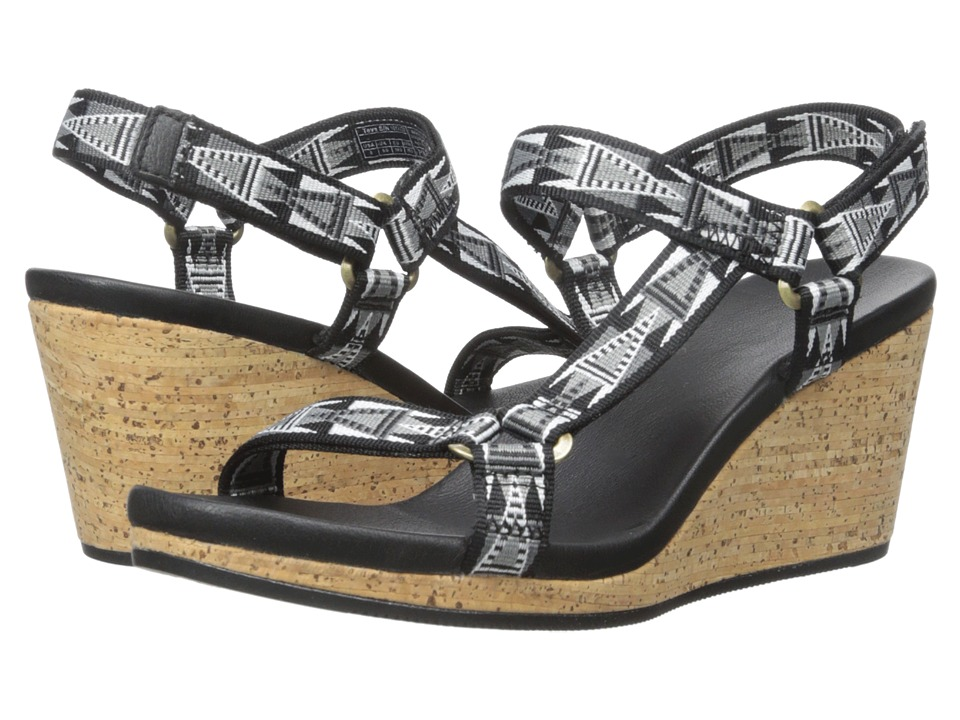 Teva - Arrabelle Universal (Mosaic Black) Women's Shoes