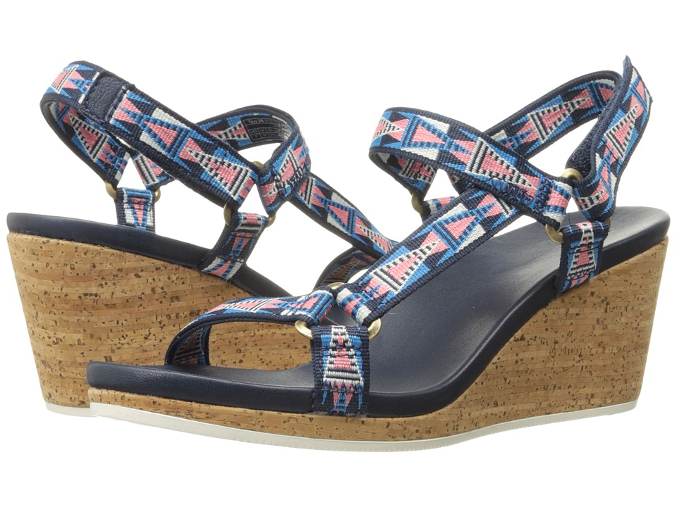 Teva - Arrabelle Universal (Mosaic Navy) Women's Shoes