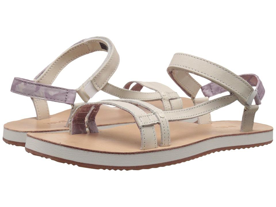 Teva - Slim Universal (White) Women's Shoes