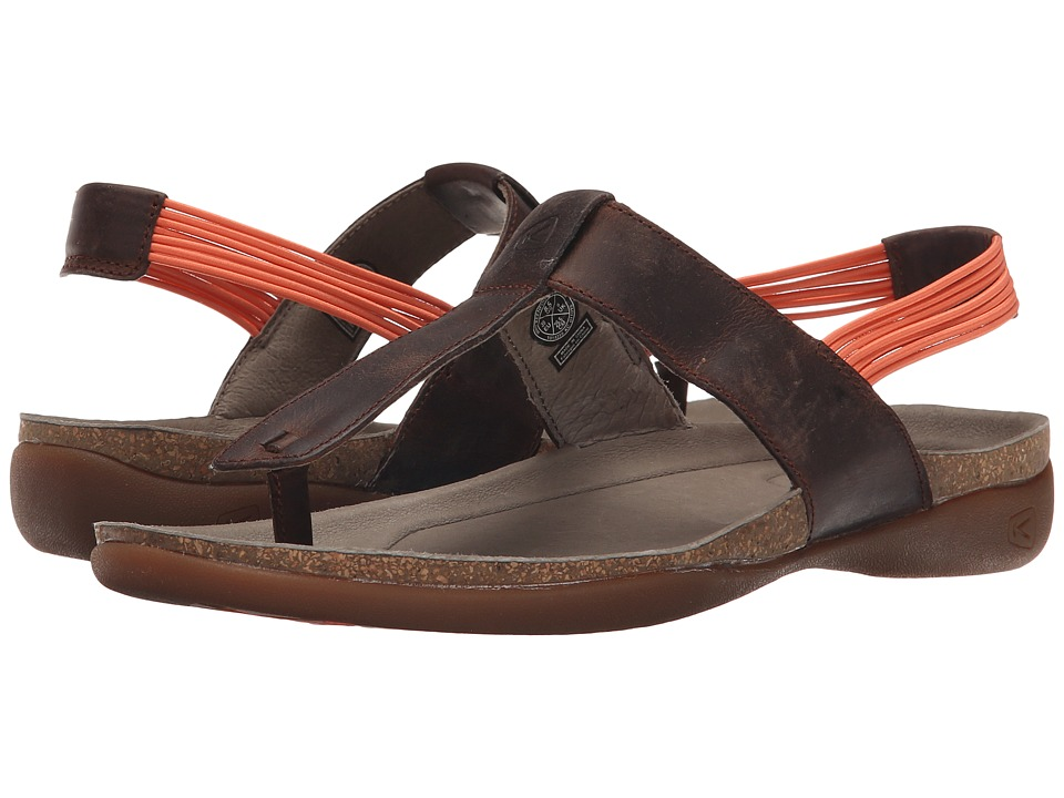 Keen - Dauntless Posted (Tortoise Shell) Women's Shoes