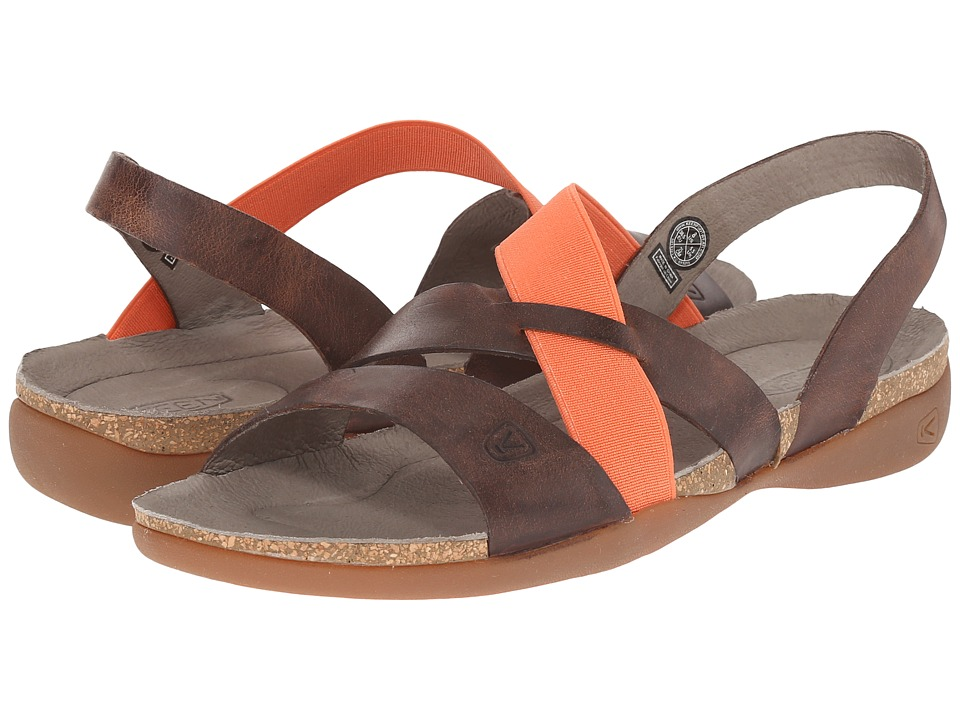 Keen Dauntless Strappy (Tortoise Shell) Women