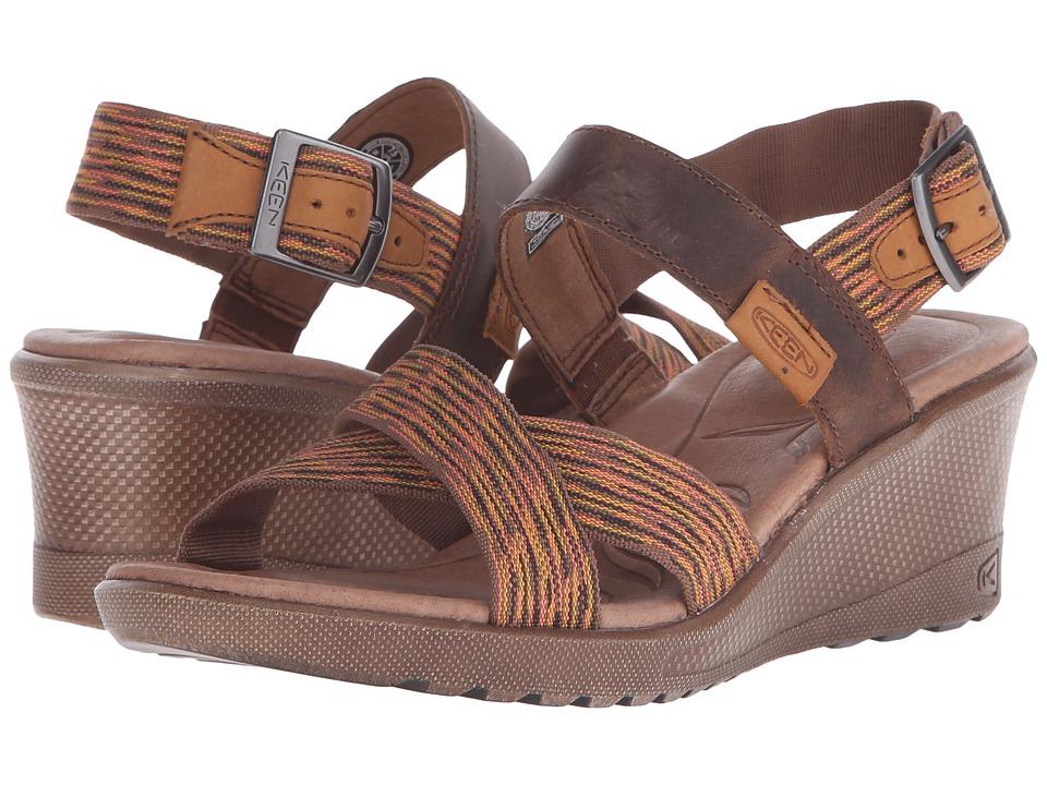 Keen - Skyline Wedge (Thrush) Women's Wedge Shoes