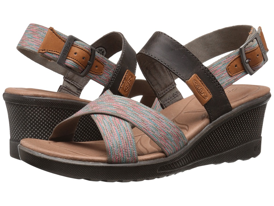 Keen - Skyline Wedge (Brindle) Women's Wedge Shoes