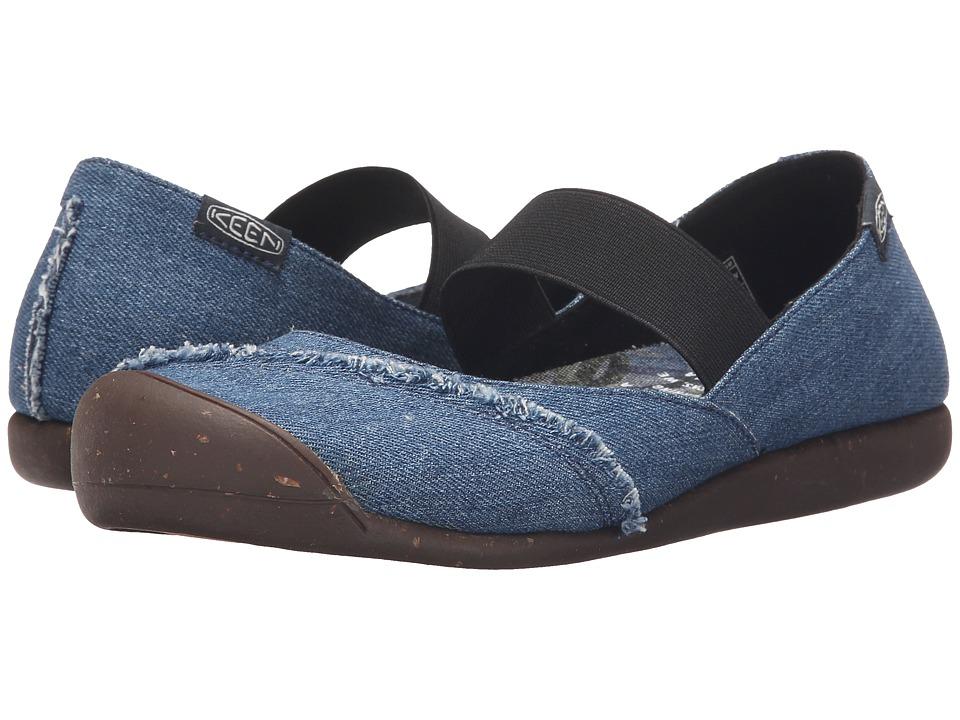 Keen - Repurposed MJ (Denim) Women's Shoes