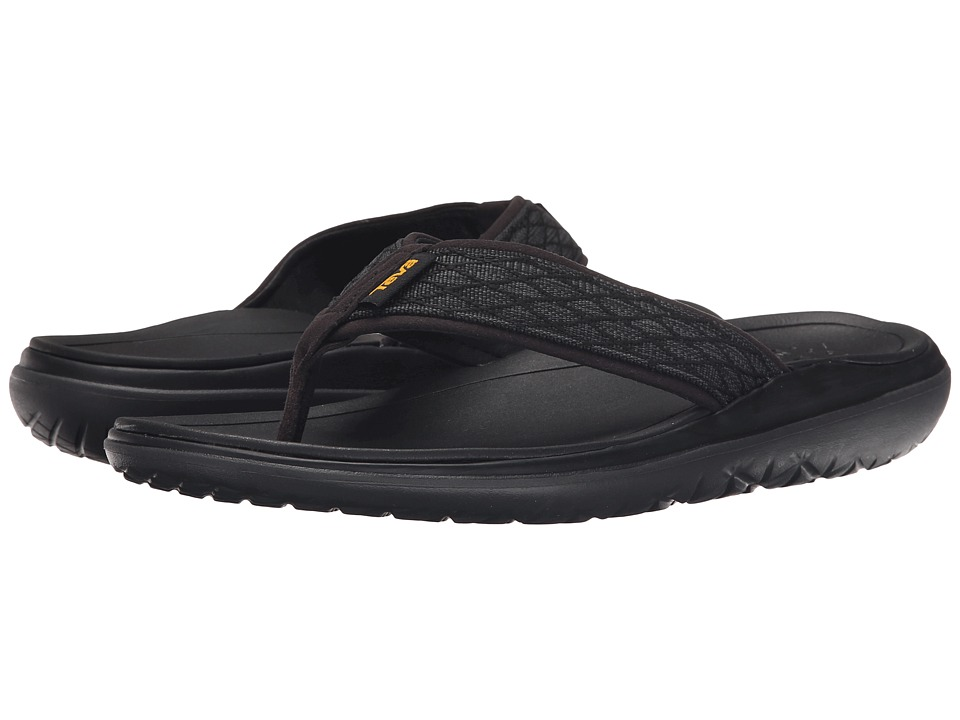 Teva Terra-Float Flip (Black) Men