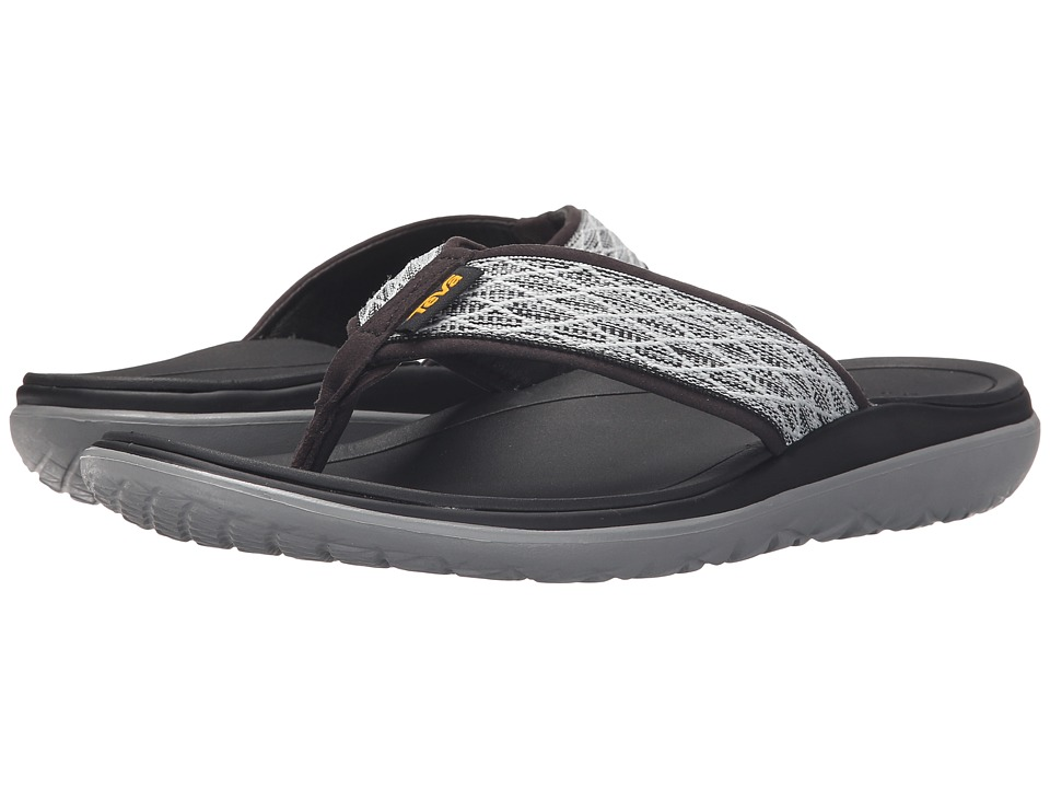 Teva Terra-Float Flip (Charcoal Black) Men