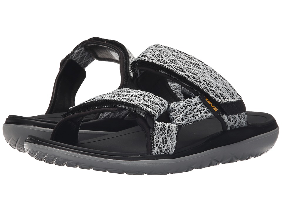 Teva - Terra-Float Slide (Charcoal Black) Men