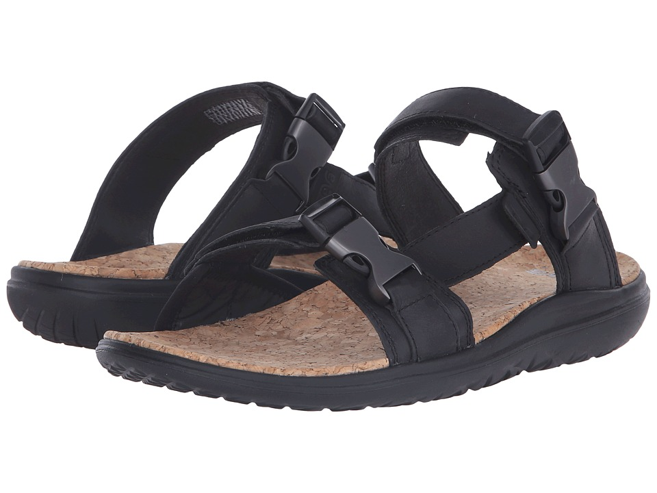 Teva Terra-Float Slide Lux (Black) Men