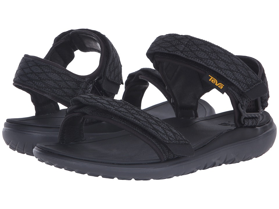 Teva - Terra-Float Universal (Black) Men's Shoes