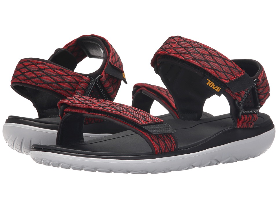 Teva - Terra-Float Universal (Red) Men's Shoes