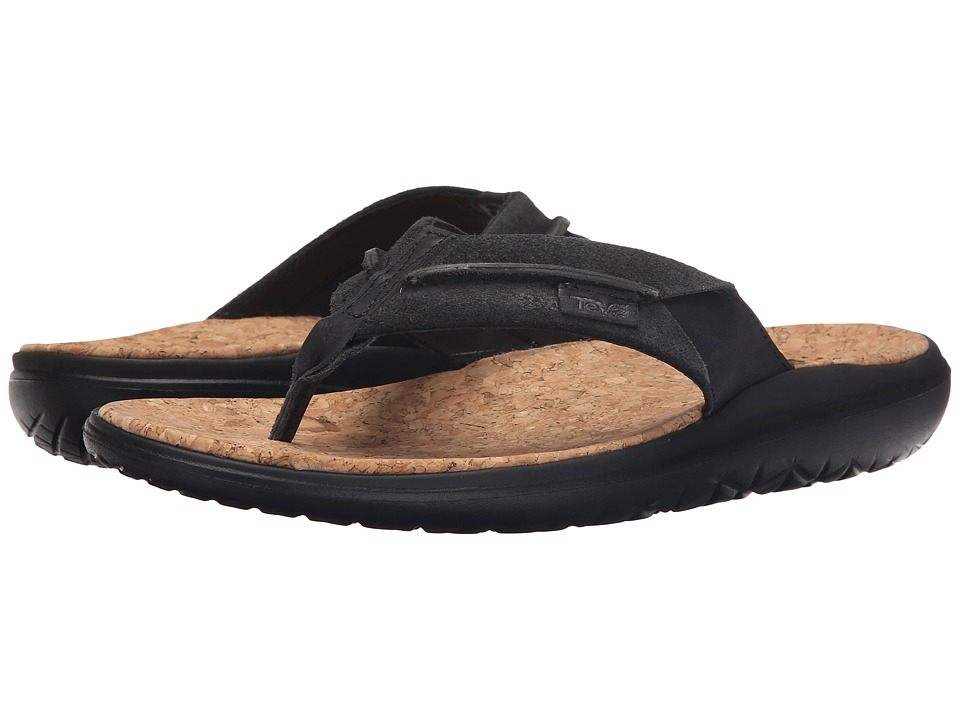 Teva - Terra-Float Flip Lux (Black) Men