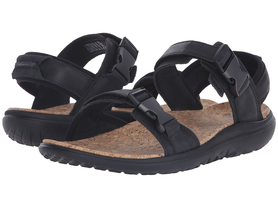 Teva - Terra-Float Universal Lux (Black) Men's Shoes